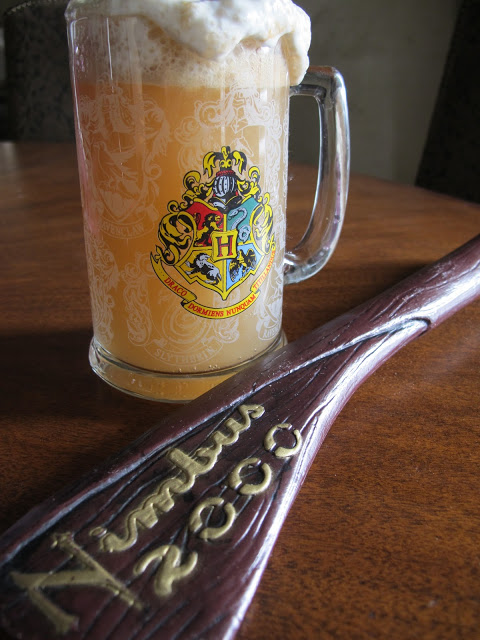 Butterbeer and Pumpkin Juice