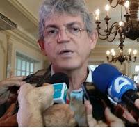 Ricardo Coutinho diz que irá buscar apoio do PT, mas não tem pressa para definir vice