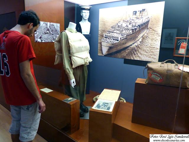 la historia de la naviera Cunard museo Elder