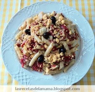 Las recetas de la mam receta de ensalada de macarrones - Superchef cf100 ...