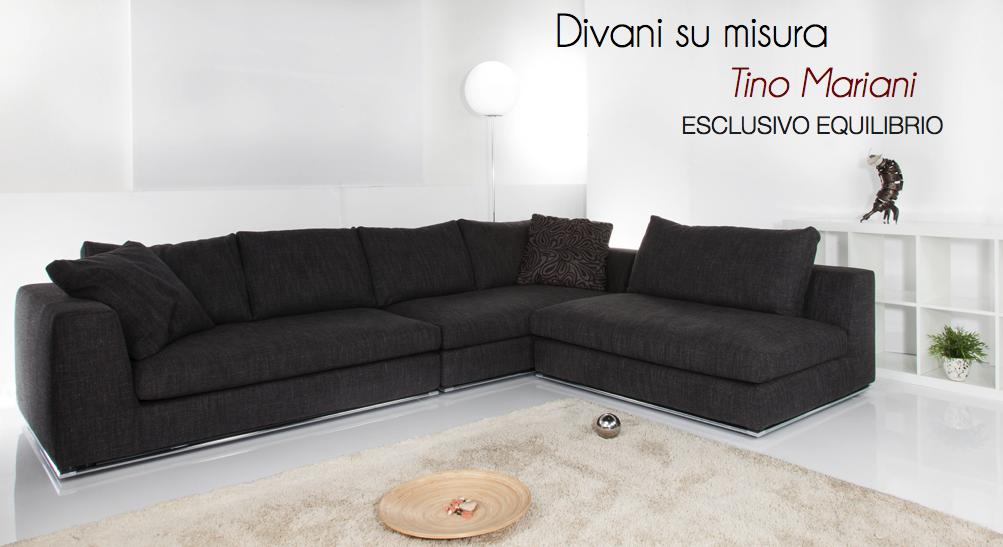 Divani blog - Tino Mariani: Il divano Su Misura