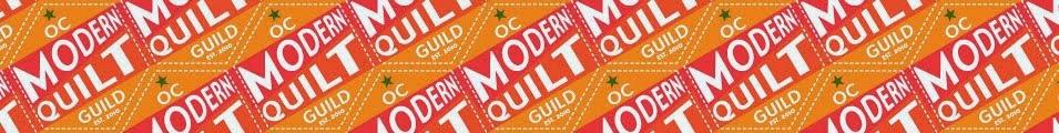 OC Modern Quilt Guild