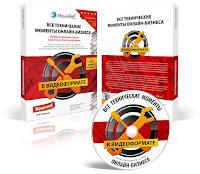 Все технические моменты онлайн-бизнеса в видеоформате 2011-Курс Попова