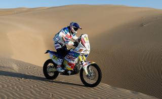 Dakar 2014 - Dakar Por Bolivia - Marca País Bolivia