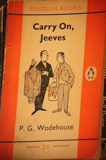 Jeeves, Wooster, Wodehouse, Penguin