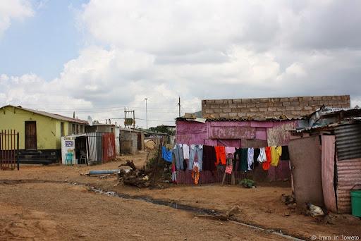 Mzimhlophe Hostel Soweto