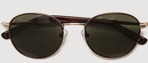 Gafas de Sol, Varones