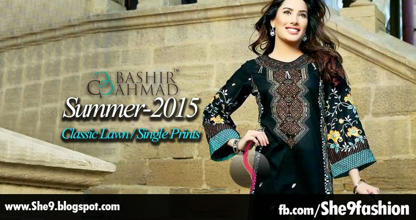 Bashir Ahmad Summer Magazine / Catalogue / Look-book