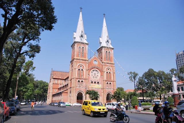 Ho Chi Minh half day city tour