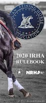 IRHA, RULE BOOK E PATTERN  2020