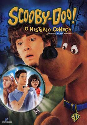 Scooby-Doo!: O Mistério Começa - DVDRip Dual Áudio