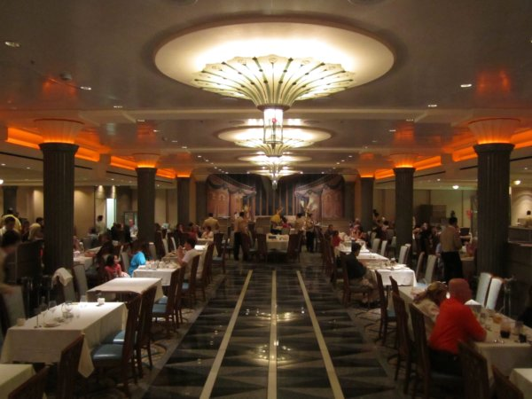 mission  food  disney cruise line  rotational dining and