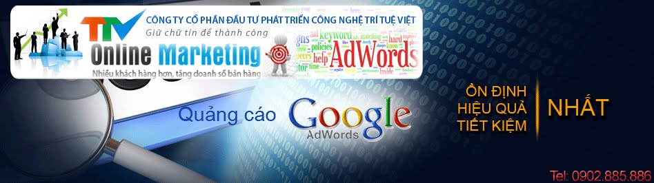 Quảng cáo Google, Dịch vụ Adwords, Quang cao ads