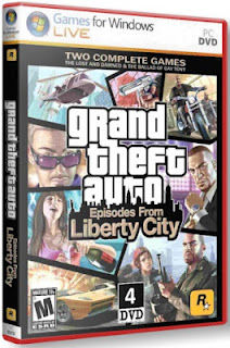 DownloadGrand Theft Auto Episodes from Liberty City