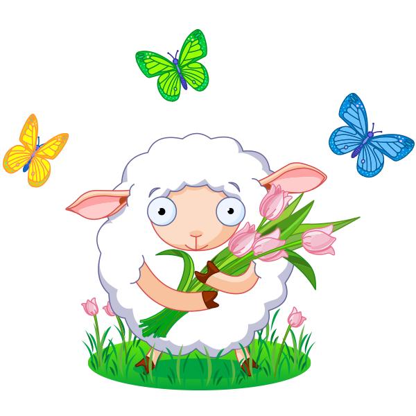 Spring Lamb Icon