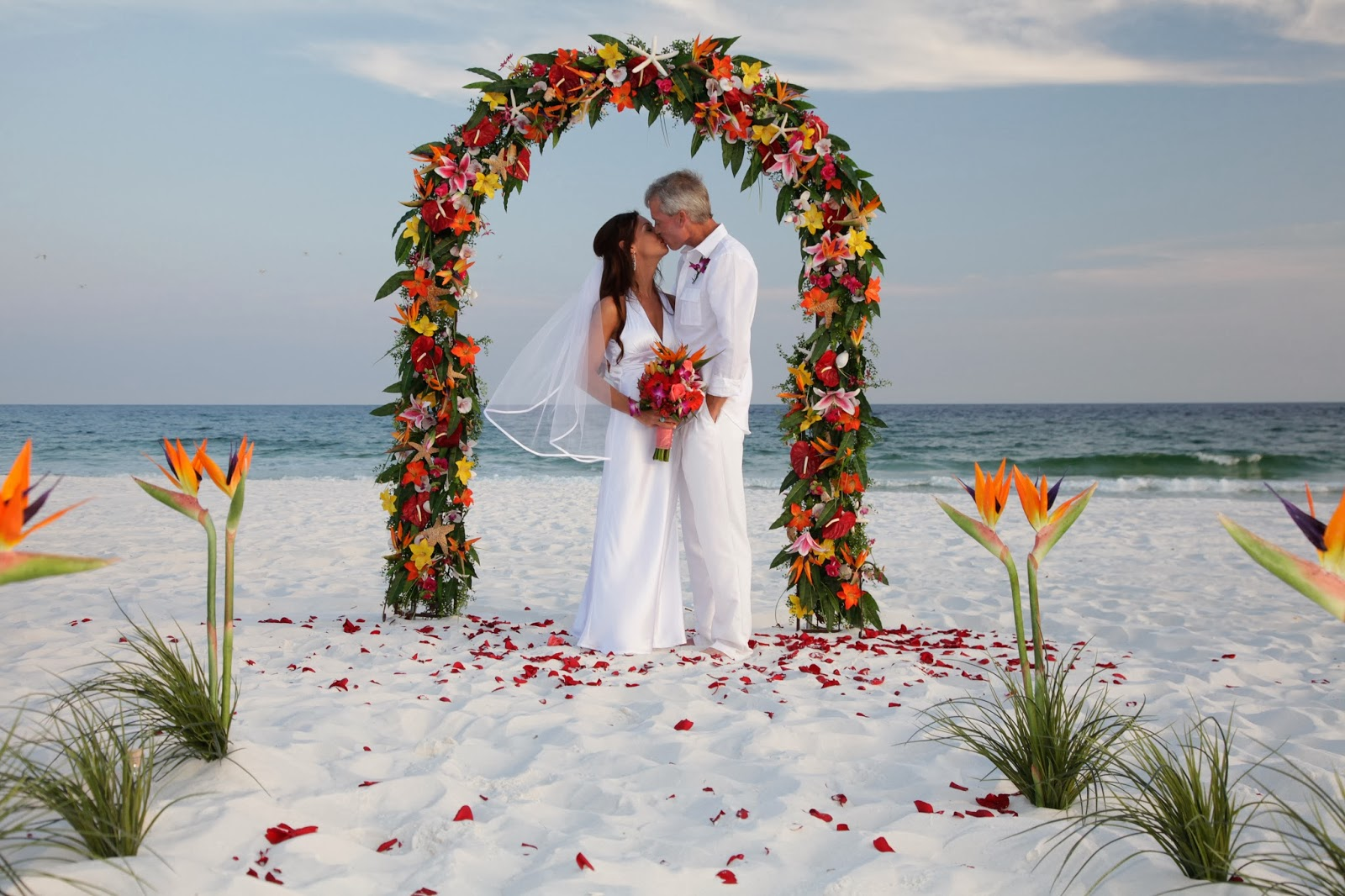 Elope To Florida Barefoot Beach Weddings