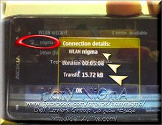 تحويل اللاب توب الى راوتر اكسس بوينت و توزيع النت اجهزة اخرى Access Point Router  20