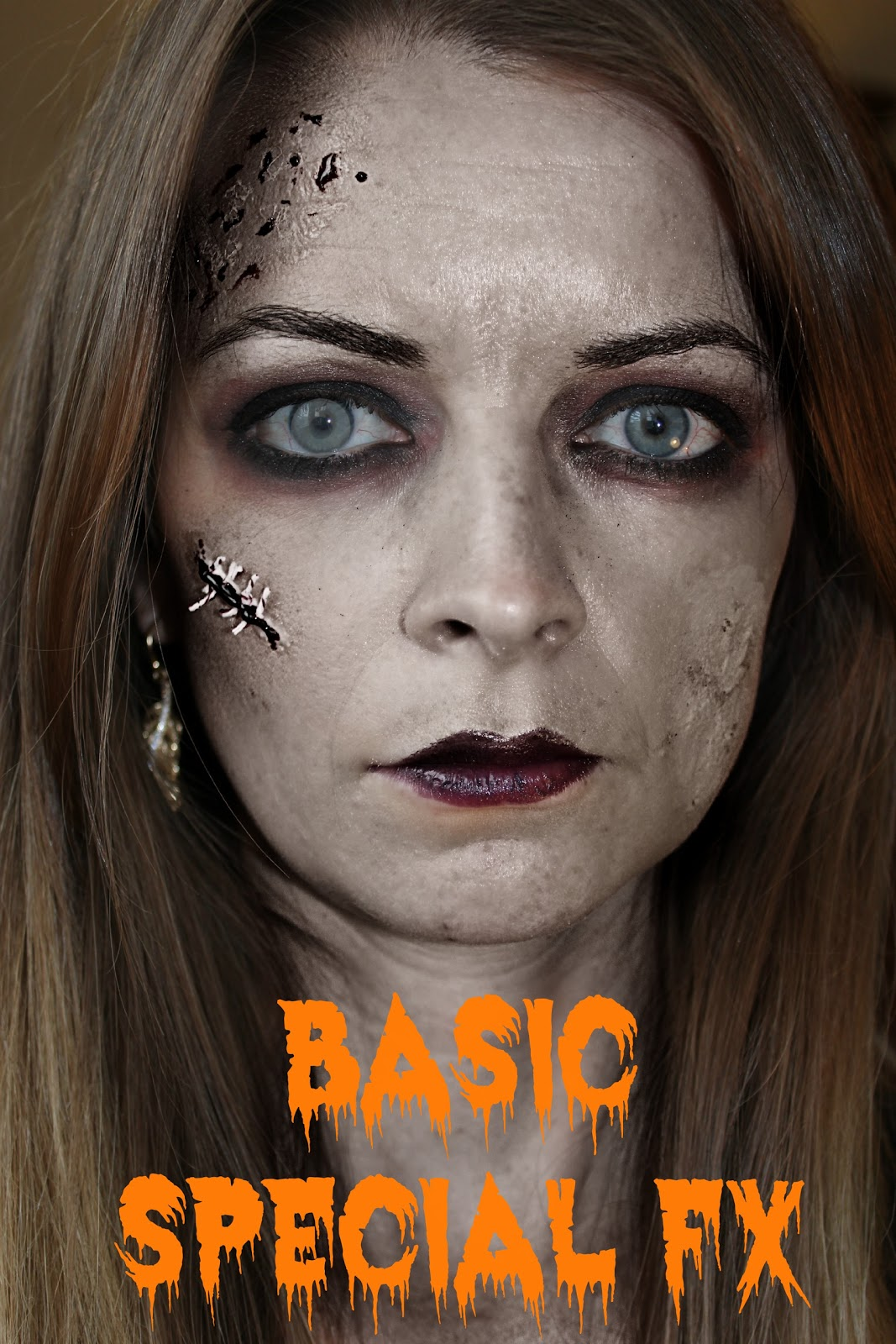 Zombie Halloween Makeup Special Effects Zombie / Special fx Makeup