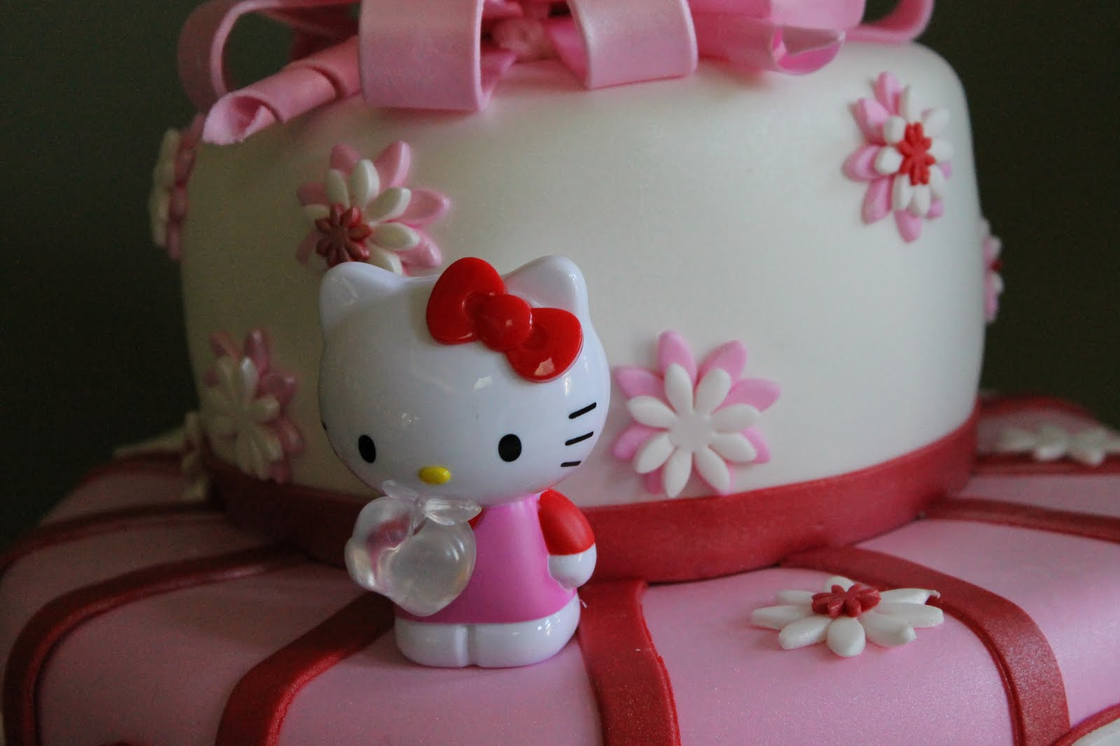 Cake in the Box: Hello Kitty Cake