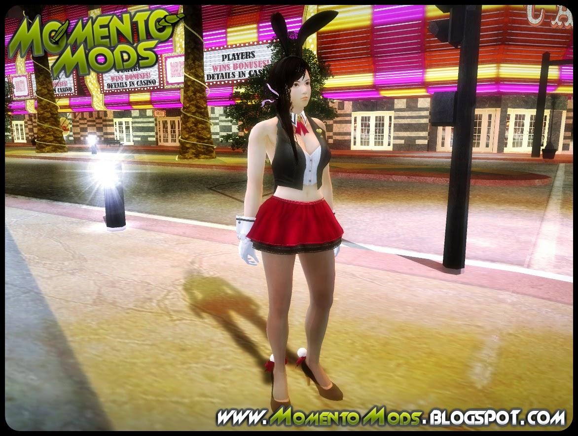 GTA SA - Dead Or Alive 5 Kokoro Bunny