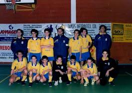 EDC Gondomar (Iniciados) 2000/2001