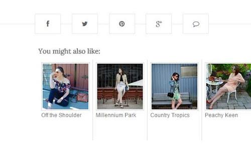 """Jak dodać """"You might also like"""" na bloga blogger. Nie działa: test"""