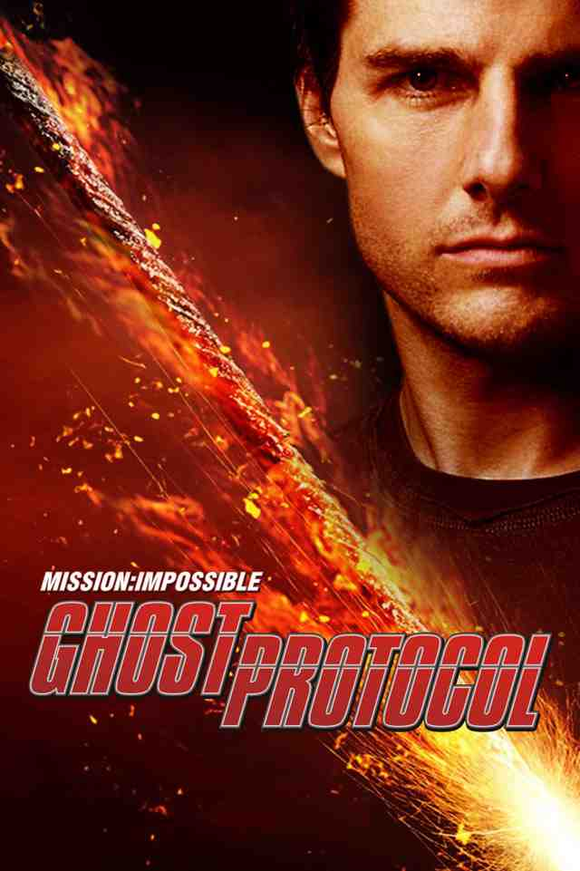 The RetroCritic: MISSION:IMPOSSIBLE GHOST PROTOCOL - REVIEW
