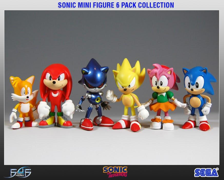 Sonic X Brinquedos Do Sonic