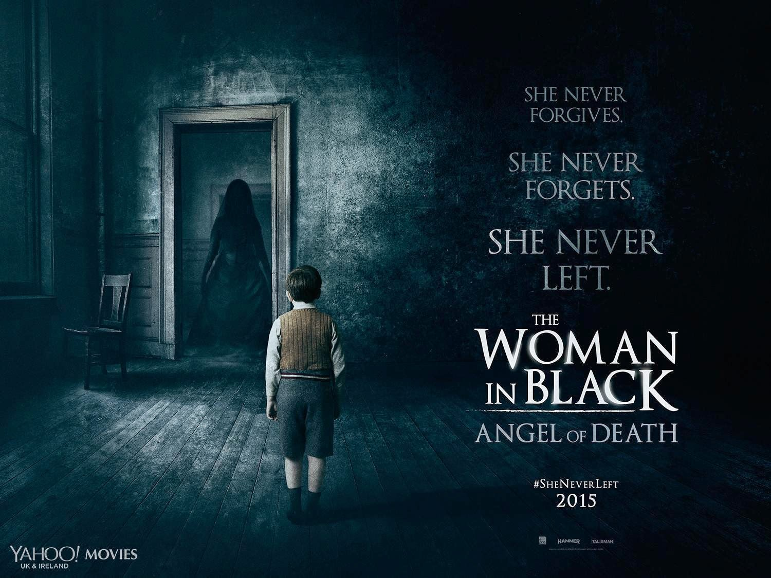 The woman in black movie for