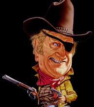 Rooster the Cogburn, John Wayne