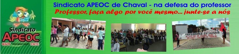 APEOC DE CHAVAL