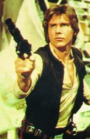 I'm Han Solo