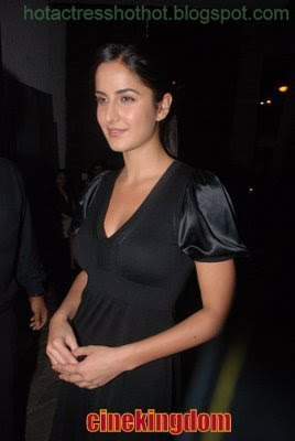 katrina kaif hot pics in black dress