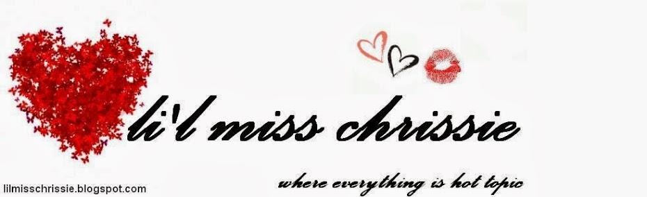 li'l miss chrissie