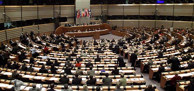 Hemiciclo del Parlamento Europeo en Estrasburgo(Francia)