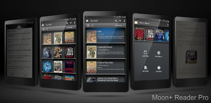 Moon+ Reader Pro 2.6.2 apk [Android]