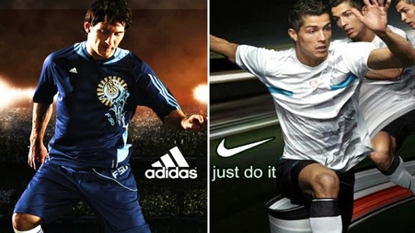 Nike y adidas entre las 500 marcas más importantes del mundo