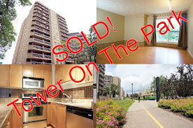 SOLD! #205 Tower On The Park 2Bed + 2Bath + 1 Parking Stall
