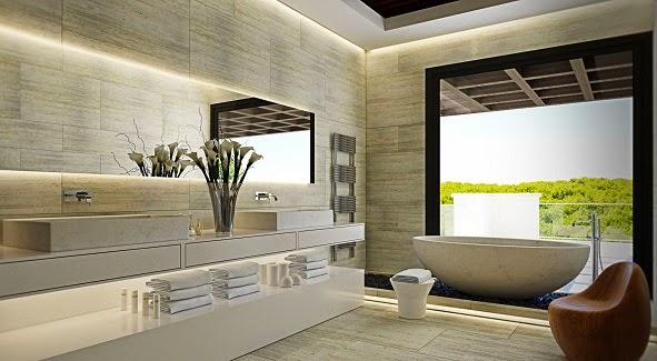 Baños Modernos Apartamentos:Casa de lujo en Sotogrande Costa del Sol, España – ArQuitexs