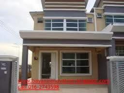 kumpulan rumah teres | bayani home renovation