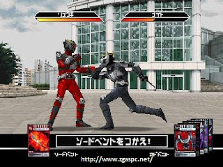 Free Download Games Kamen Rider Ryuki PS1 For PC Full Version ZGASPC