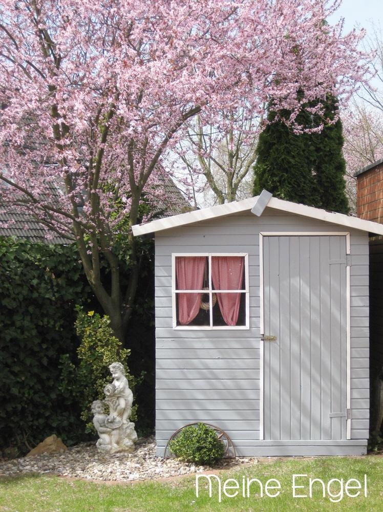 Meine Engel: Gartenhaus