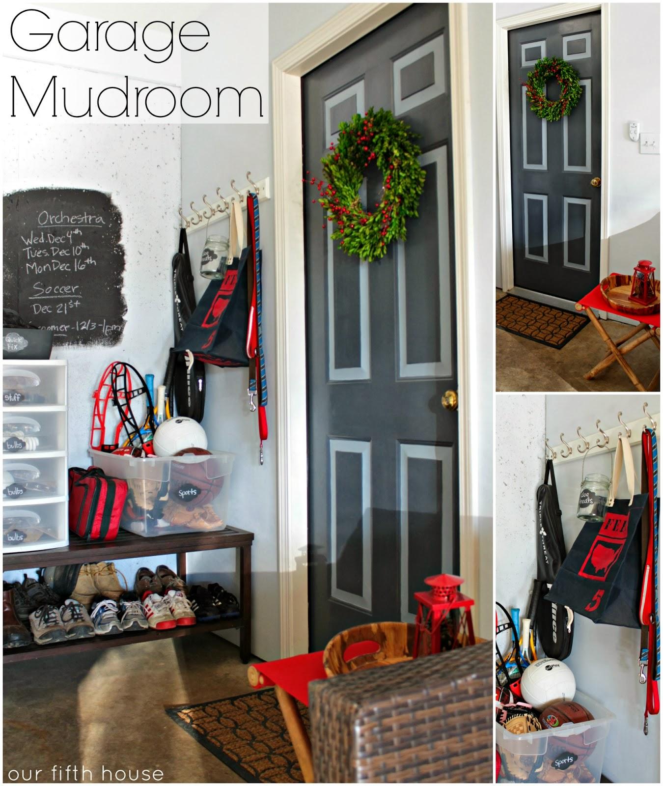 Garage mudroom organization for Mudroom garage