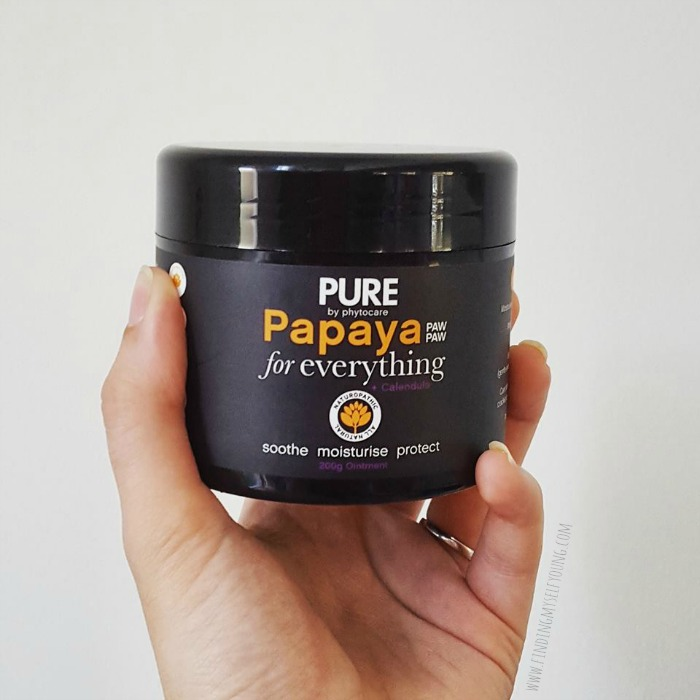 PURE by phytocare papaya paw paw for everything ointment
