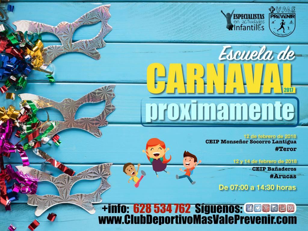 *****Llega el Carnaval*****