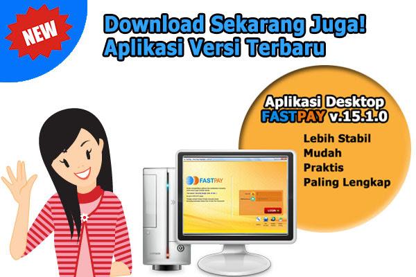 aplikasi fastpay - fastravel