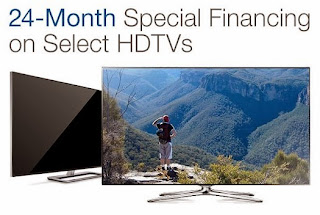 24-Month Special Financing On Select HDTV