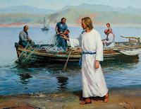 Foto de Jesus e os pescadores