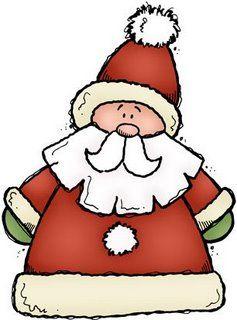 Dibujos Papa Noel Para Imprimir Imagenes Y Dibujos Para Imprimir - Papa-noel-para-imprimir