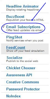 Email+subscriptions